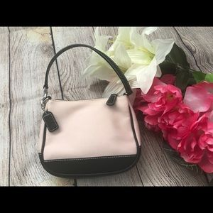 Handbags - Mini coach bag purse pink